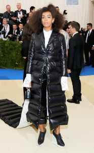 Solange Knowles in Thom Browne