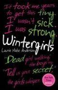 """Englisches Cover """"Wintergirls"""""""