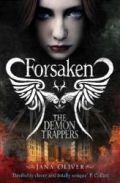 """engl. Cover """"Forsaken"""""""