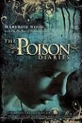 """englisches Cover """"The Poison Diaries"""""""