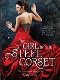 "engl. Cover ""The girl in the steel corset"""