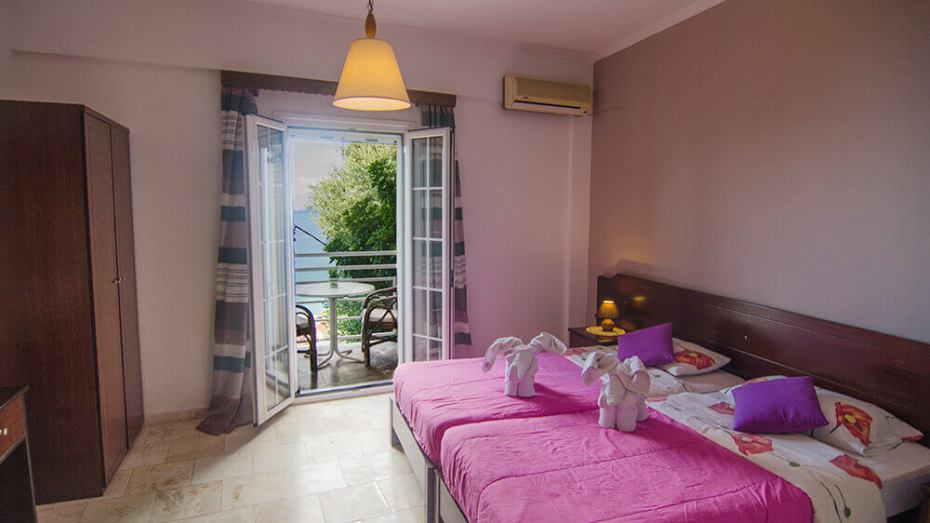 Bella Vista Apartments Corfu