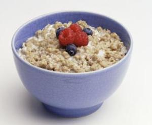Oatmeal - A Healthy Whole Grain