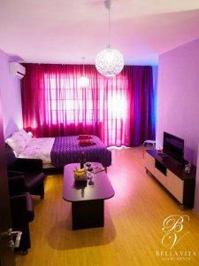 Уютен обзаведен апартамент под наем Благоевград с климатик и голям телевизор