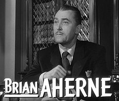 Brian Aherne - Actors - Bellazon