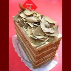 フォレノワール  チョコレートたっぷりの欧風菓子