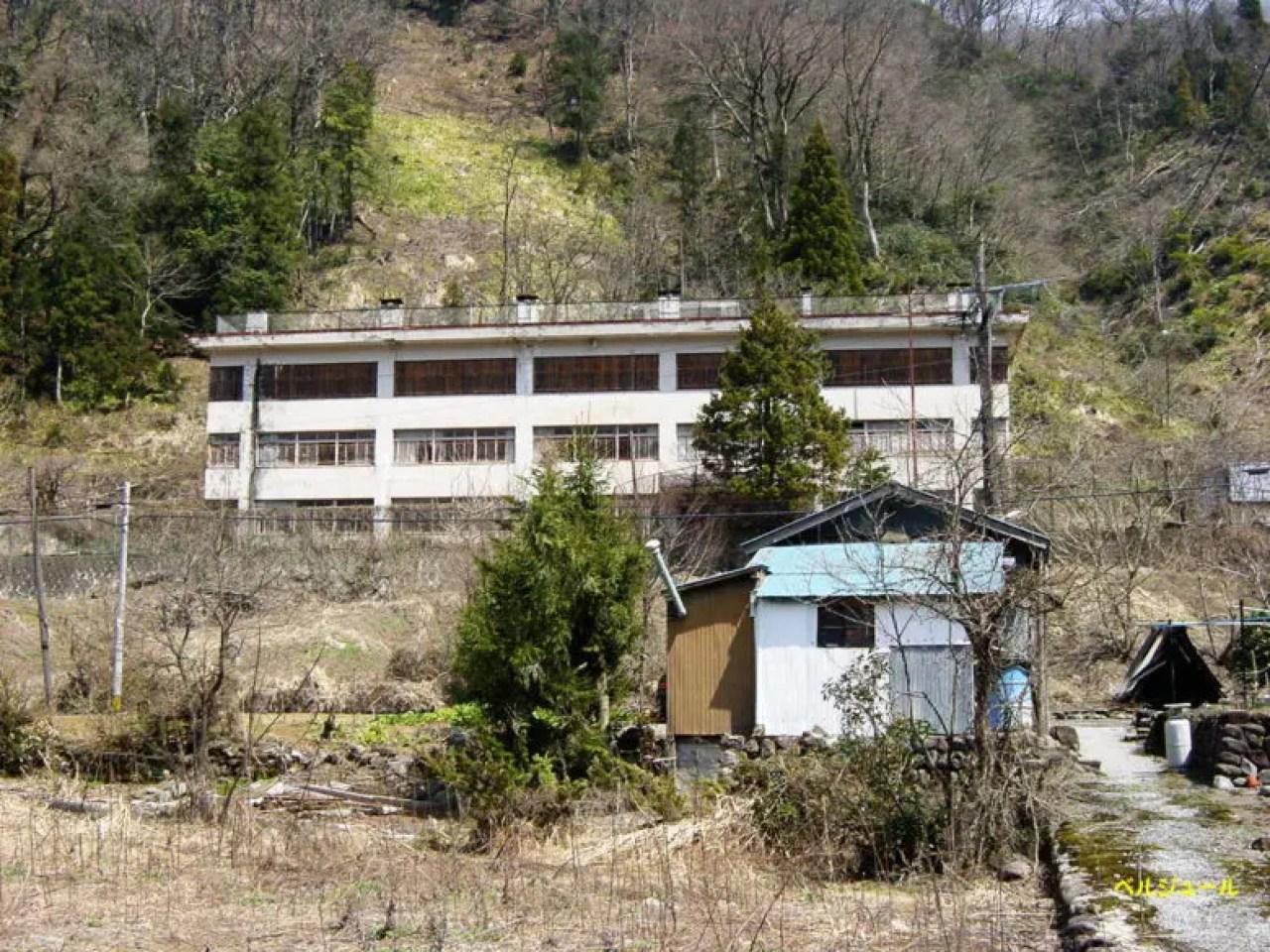 tokuyama00011 - 揖斐川上流・旧徳山村での岩魚釣り