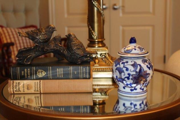 Belle Bleu Interiors Bonus Room 37