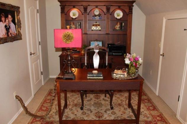 Belle Bleu Interiors Home Office 4
