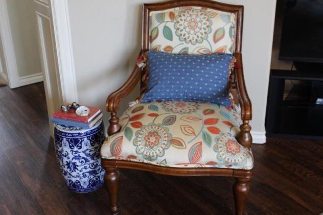 Belle Bleu Interiors Summer Living Room 14