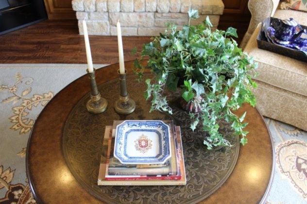 Belle Bleu Interiors Summer Living Room 2