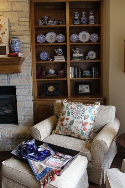 Belle Bleu Interiors Summer Living Room 22