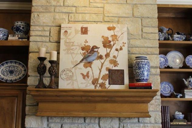 Belle Bleu Interiors Summer Living Room 5