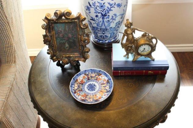 Belle Bleu Interiors Summer Living Room 7