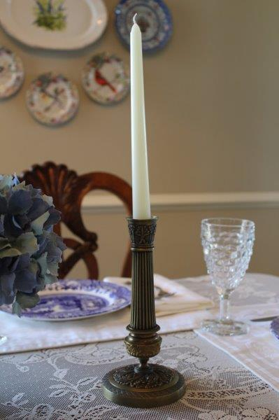Belle Bleu Interiors Blue Italian Tablescape 4