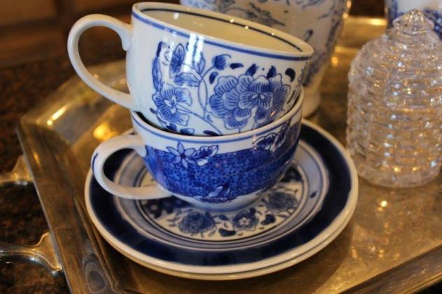 Belle Bleu Interiors Kitchen Vignette 9