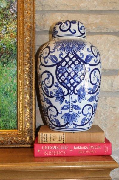 Belle Bleu Interiors Mantle 3