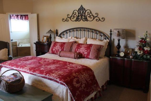 Belle Bleu Interiors Master Bedroom Update 6