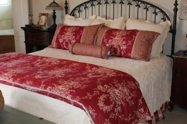 Master Bedroom Updates updating the master bedroom - belle bleu interiors
