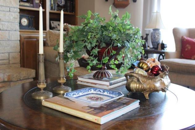 Belle Bleu Interiors Fall Coffee Table 6