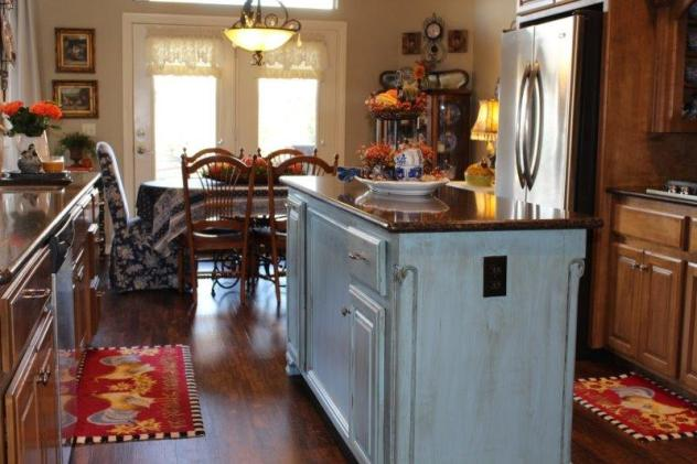 Belle Bleu Interiors Fall French Country Kitchen Tour 22
