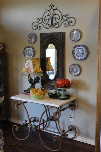Belle Bleu Interiors Fall French Country Kitchen Tour 25