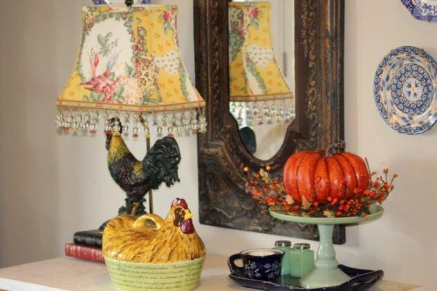 Belle Bleu Interiors Fall French Country Kitchen Tour 33