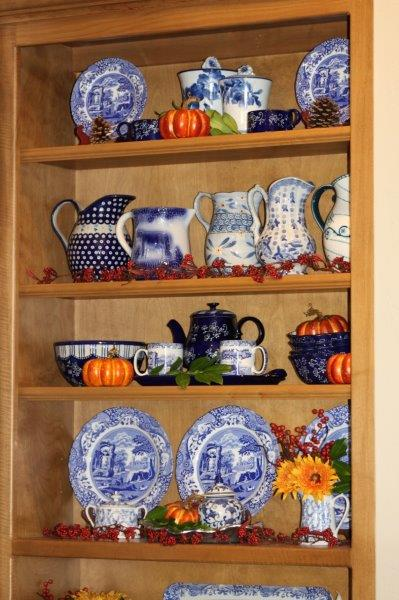 Belle Bleu Interiors Fall French Country Kitchen Tour 6