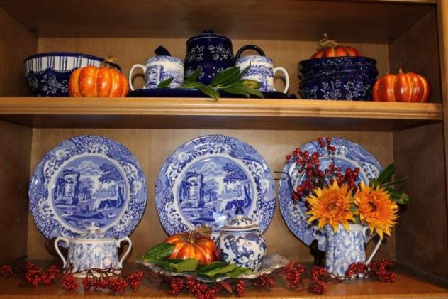 Belle Bleu Interiors Fall French Country Kitchen Tour 9