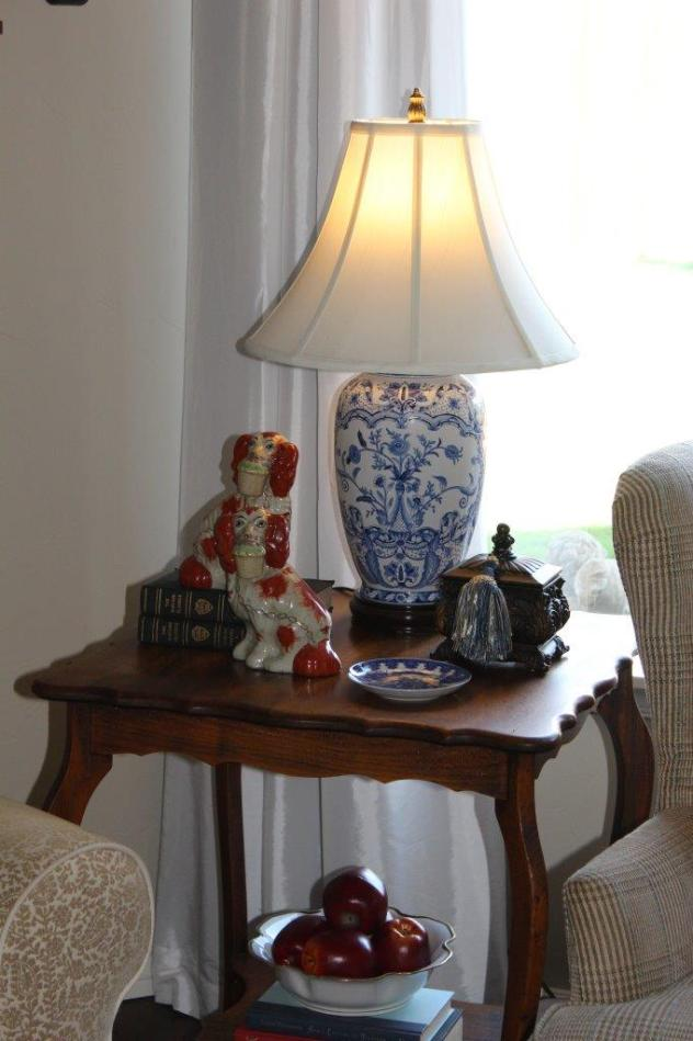Belle Bleu Interiors French Country Mixing Old with New 1