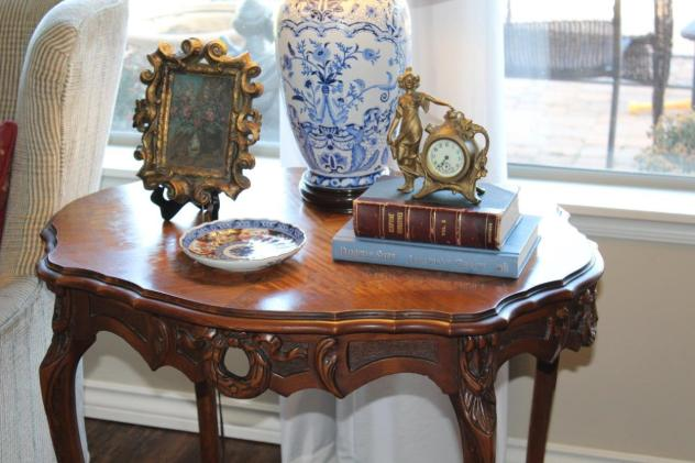 Belle Bleu Interiors French Country Mixing Old with New 9