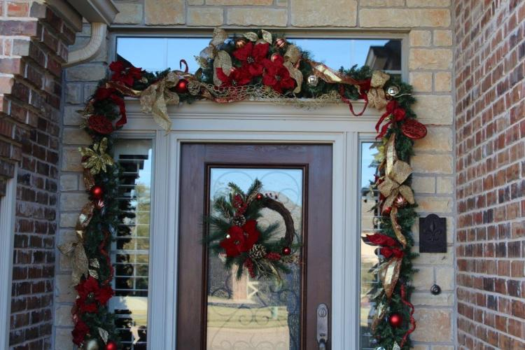 Holiday Front Porch