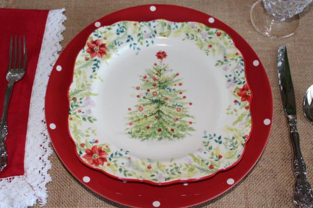 Belle Bleu Interiors Christmas Tablescape Blog Hop 13