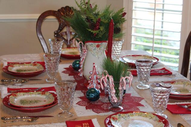 Belle Bleu Interiors Christmas Tablescape Blog Hop 19