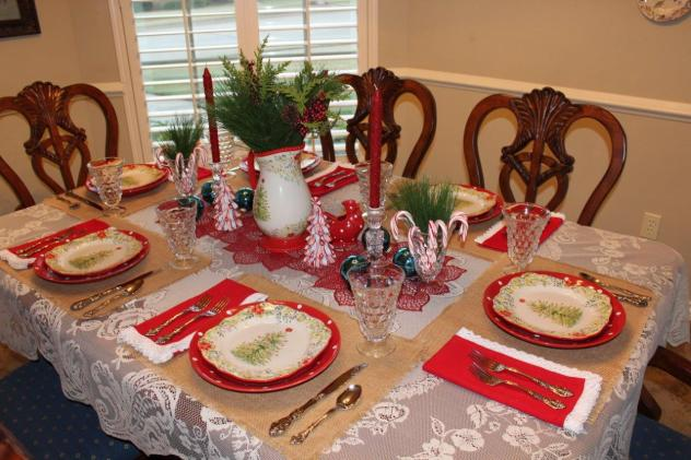 Belle Bleu Interiors Christmas Tablescape Blog Hop 22