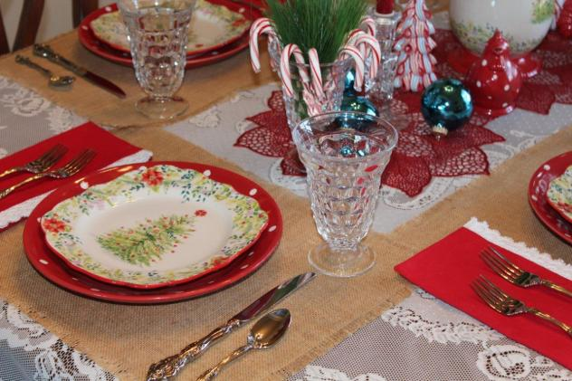 Belle Bleu Interiors Christmas Tablescape Blog Hop B