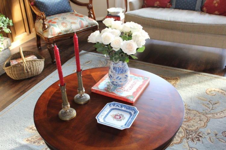 Belle Bleu Interiors Christmas Home Tour 18