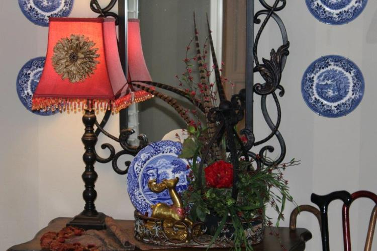 Belle Bleu Interiors Christmas Home Tour 3