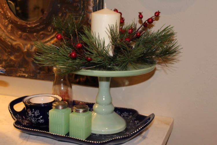 Belle Bleu Interiors Christmas Home Tour 30