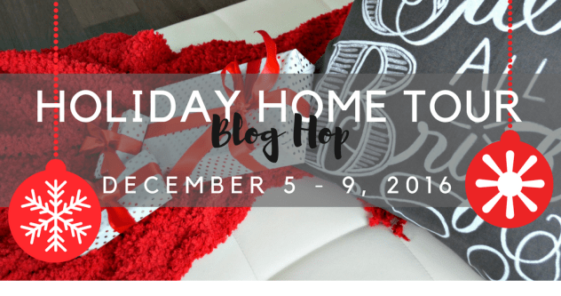 Holiday Home Tour - Blog Hop