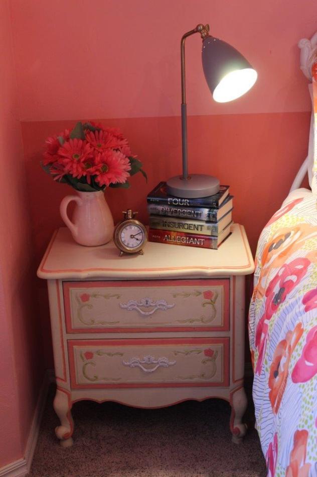 Belle Bleu Interiors Teen Girl's Bedroom 3