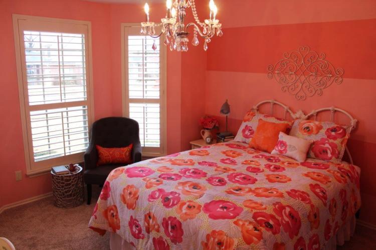 Belle Bleu Interiors Teen Girl's Bedroom 9