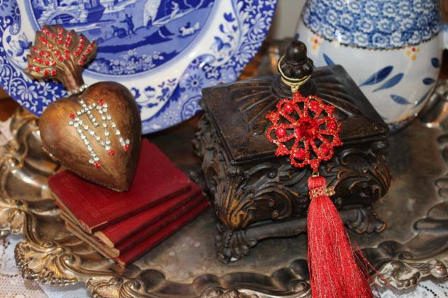 Belle Bleu Interiors Valentine Entry 1