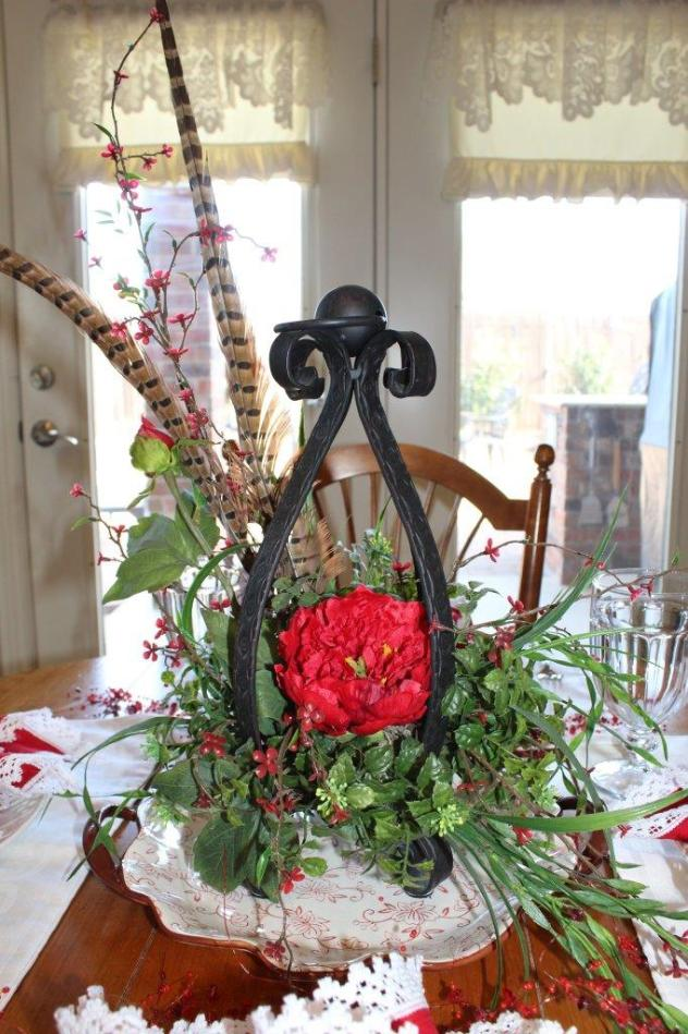 Belle Bleu Interiors Valentine's Table 13