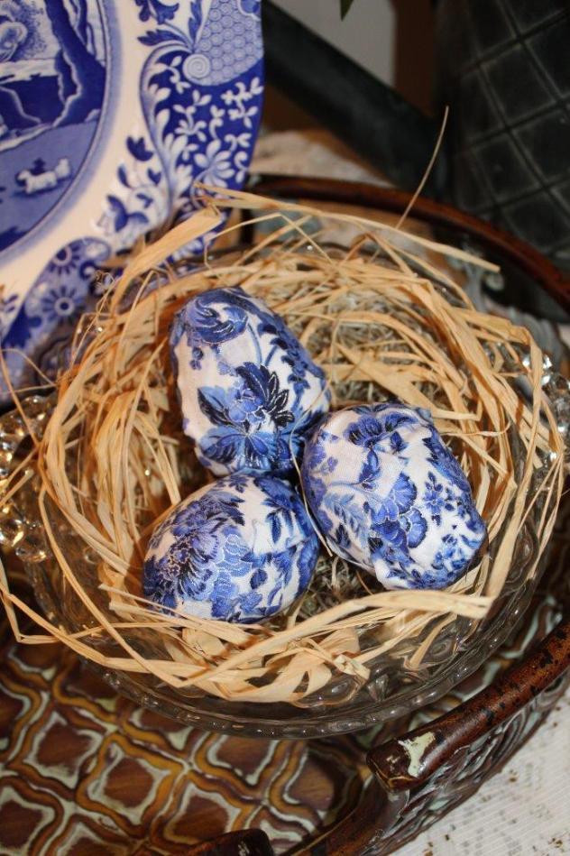 Belle Bleu Interiors Spring Foyer 6