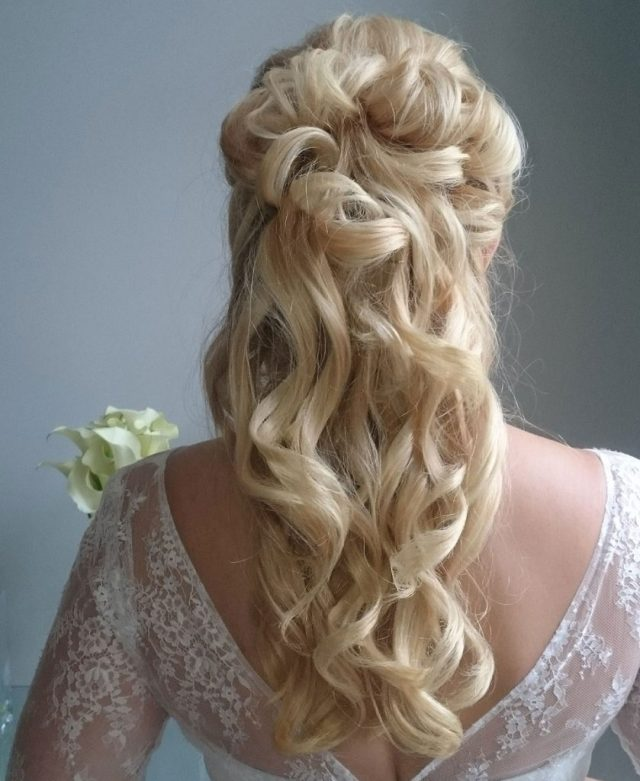 belle bridal hair & beauty