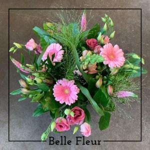 Roze Zomer Belle Fleur Bloemen en Planten Zwolle