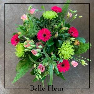 Voor de jarige Belle Fleur Bloemen en Planten Zwolle