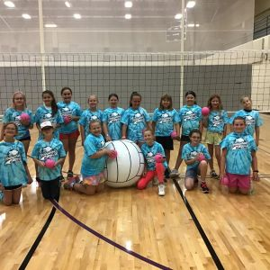Youth Volleyball Camp (3rd – 6th Grade) at Belle Fourche Rec Center