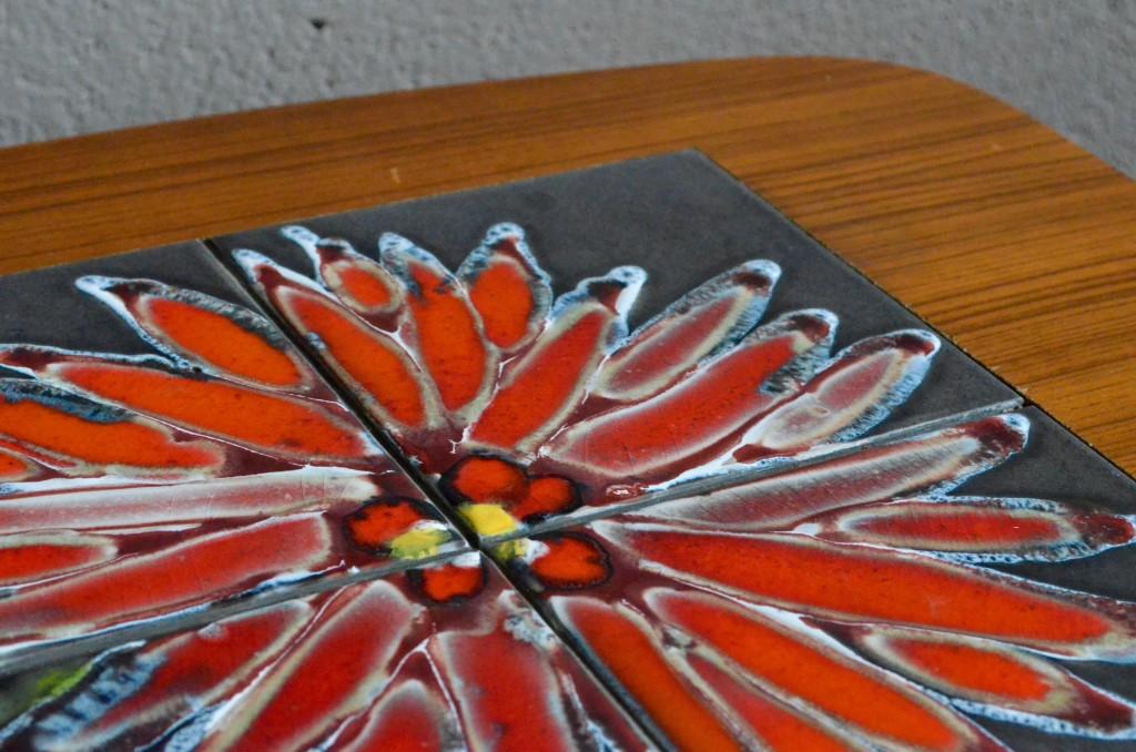 Table Basse Dahlia Latelier Belle Lurette Rnovation